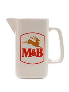 M & B Water Jug