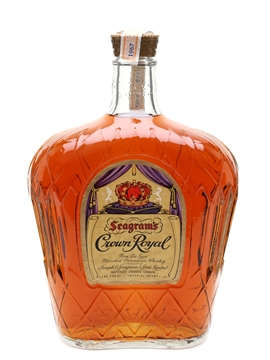 Seagram's Crown Royal 1967