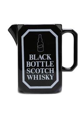 Black Bottle Wade Ceramic
