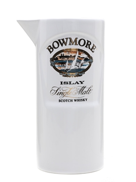 Bowmore Ceramic Water Jug