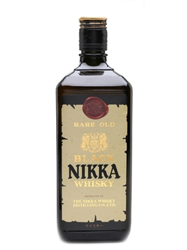 Nikka Black Rare Old