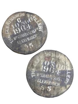 Glenfiddich 1964 Cask Ends