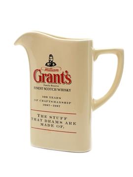 William Grant's Ceramic