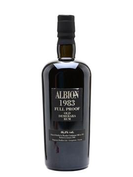 Albion 1983 Full Proof Demerara Rum
