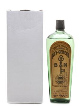 Blankenheym & Nolet Key Geneva Bottled 1930s 70cl / 39.4%