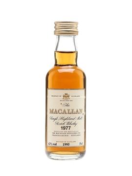 Macallan 1977