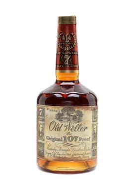 Old Weller The Original 107 Proof