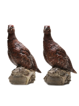 Famous Grouse Bird Decanter