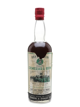 Reflection Choice Demerara Rum