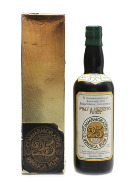 Wray & Nephew's Commemorative - 25 Year Old