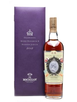 Macallan Diamond Jubilee 2012