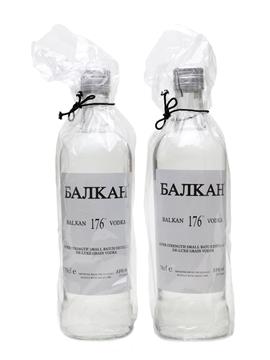 Balkan 176 Vodka