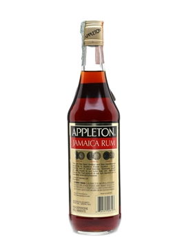 Appleton Dark Jamaica Rum Bottled 1990s 70cl / 40%