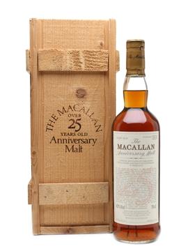 Macallan 1972 Anniversary Malt