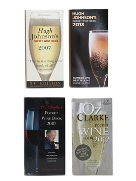 Pocket Wine Book 2007, 2012 & 2013