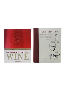 Wine Companion & Concise World Atlas Of Wine
