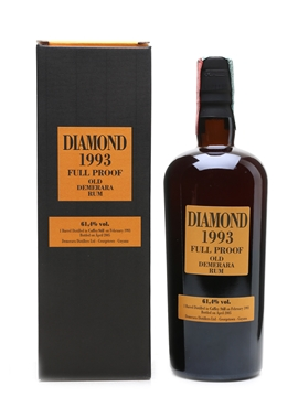 Diamond 1993 Demerara Rum