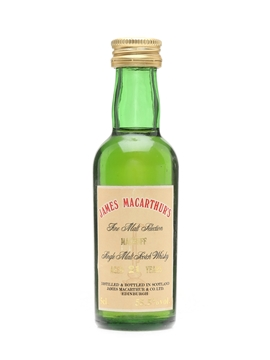 Macduff 21 Year Old James MacArthur's 5cl / 55.5%