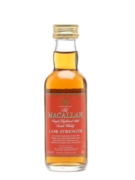 Macallan Cask Strength
