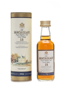 Macallan 1984 And Earlier