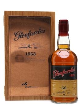 Glenfarclas 1953 Single Cask