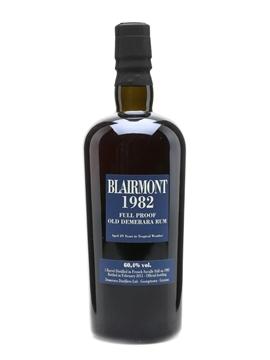 Blairmont 1982 Full Proof Demerara Rum