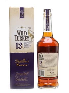 Wild Turkey 13 Year Old Distiller's Reserve 70cl / 45.5%