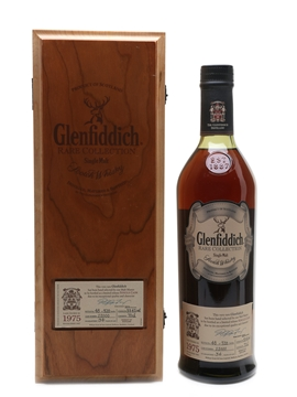 Glenfiddich 1975 Rare Collection