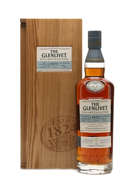 Glenlivet 1973 Cellar Collection