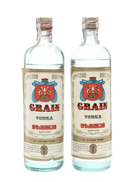 Ettehadieh Grain Vodka