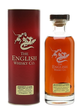 The English Whisky Co. Chapter 10
