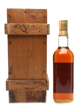 Macallan 1950 Handwritten Label Bottled 1980s - Rinaldi 75cl / 43%