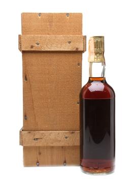 Macallan 1958-1959 Anniversary Malt 25 Year Old - Giovinetti 75cl / 43%