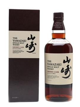 Yamazaki Sherry Cask 2012
