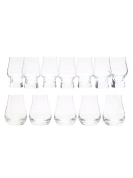7 x Perfect Dram Glasses & 5 x Spey Dram Glasses