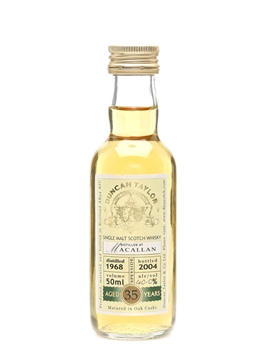 Macallan 1968 35 Year Old - Duncan Taylor 5cl / 40%