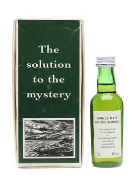 Laphroaig - The Solution To The Mystery
