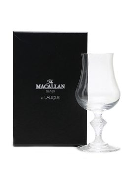 Macallan Glass By Lalique