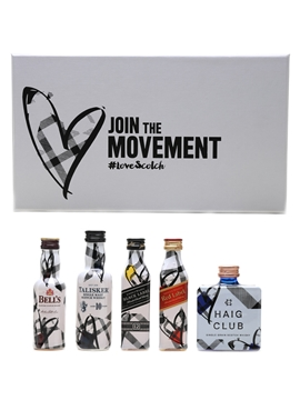 Join The Movement #LoveScotch