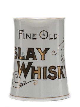 Fine Old Islay Whisky Jug