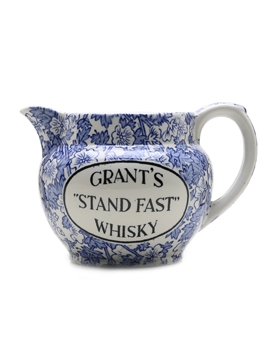Grant's Stand Fast Whisky Jug