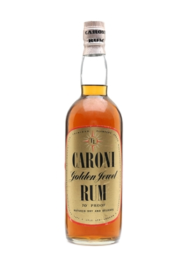 Caroni Golden Jewel Rum