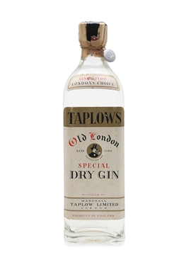 Taplows Old London Dry Gin