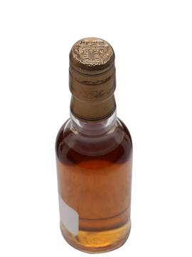 Macallan 1937 Bottled 1974 - Trade Sample 5cl
