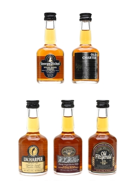 Bourbon Heritage Collection