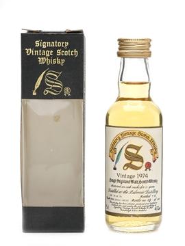 Balvenie 1974 15 Year Old - Signatory Vintage 5cl / 43%