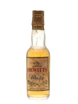 Hewitt's Whisky
