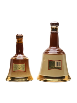 Bell's Old Brown Decanters Bottled 1970s-1980s 37.5cl & 75cl / 40%