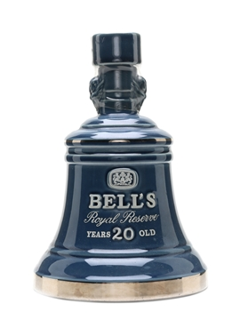 Bell's Royal Reserve 20 Year Old Ceramic Decanter 75cl / 43%