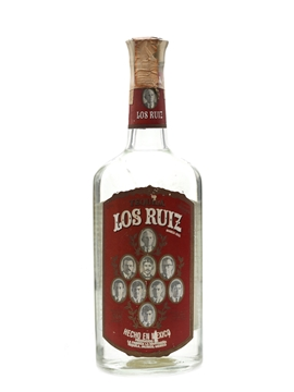 Los Ruiz Tequila